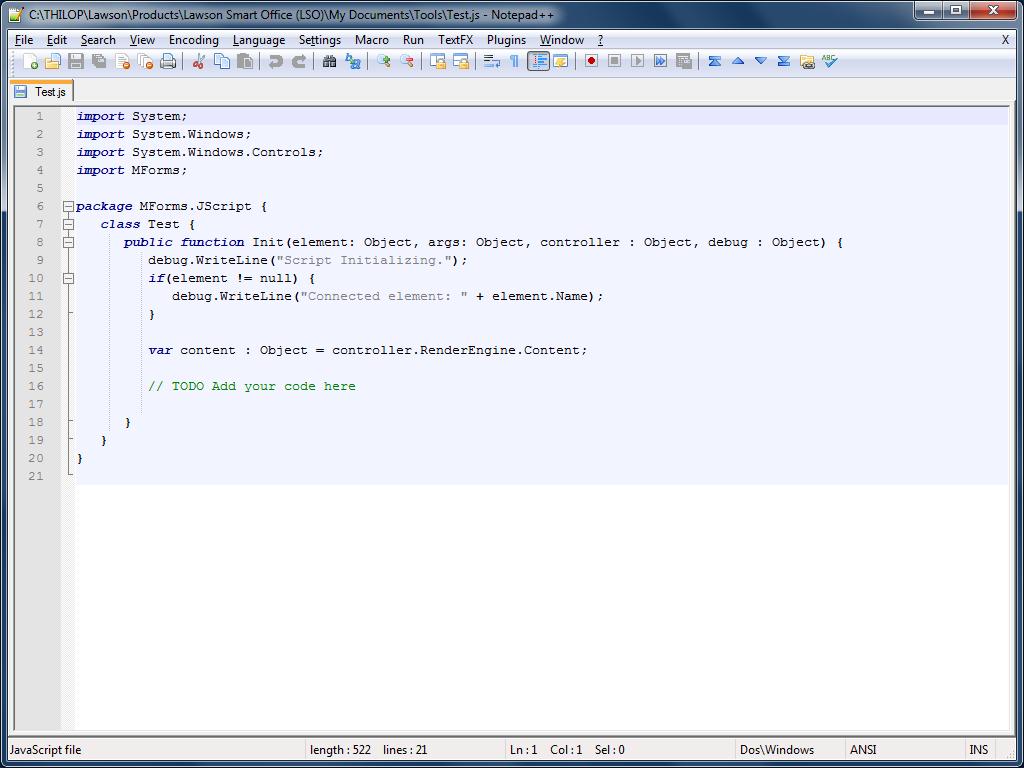 Notepad Hex Editor Plugin