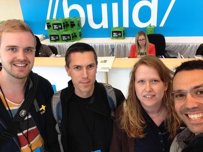 Smart Office dev team in San Francisco