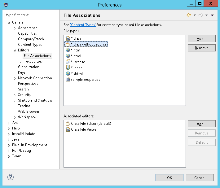 Java Debugging an Infor Grid application at runtime – M3 ideas